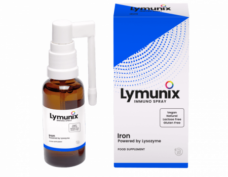 Lymunix Box Iron