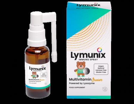 Lymunix Box Multivitamins Junior
