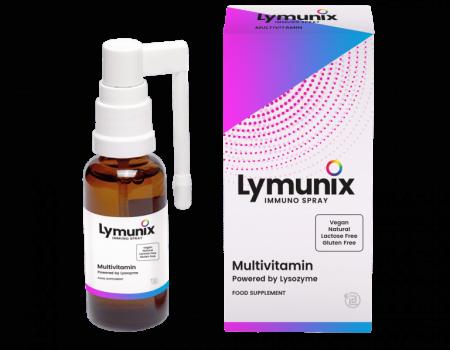Lymunix Box Multivitamins